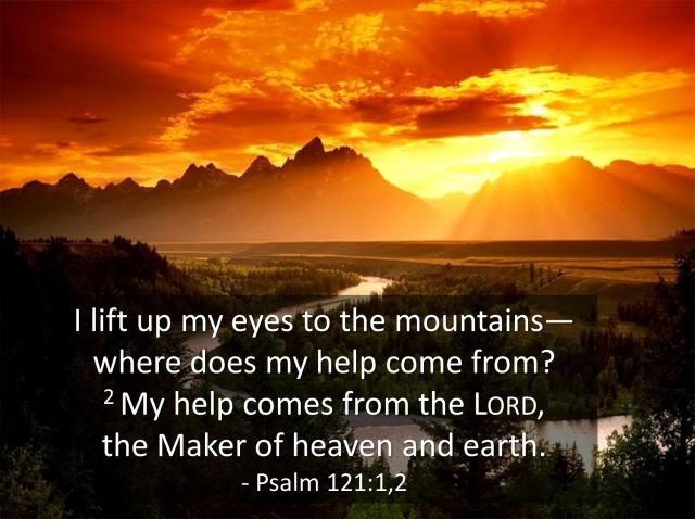 psalm 121 1 2